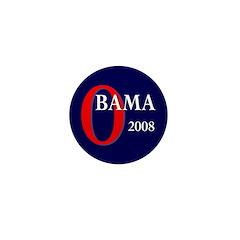 Obama 2008 Mini Button (10 pack)