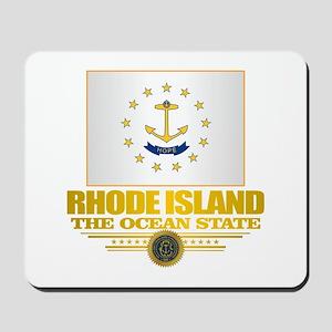 Rhode Island Flag Mousepad