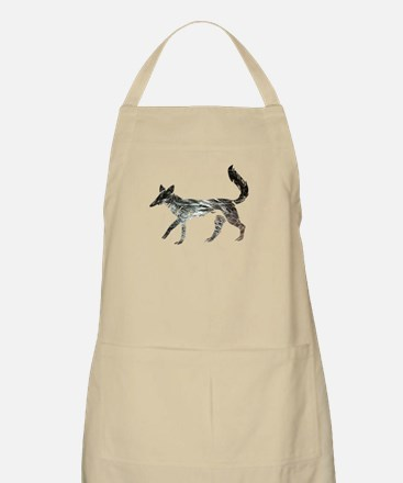 The Aging Silver Fox Apron