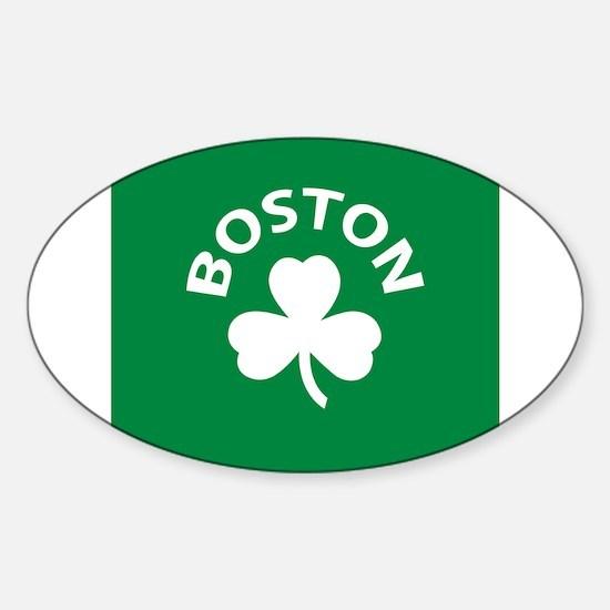 Boston Decal