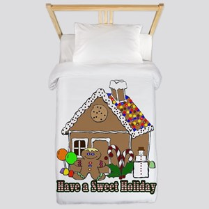 Sweet Holiday Twin Duvet
