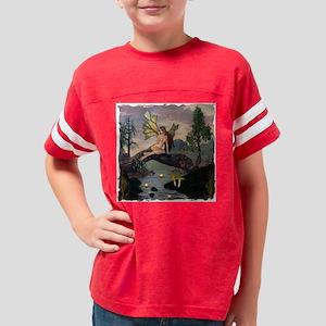 fairysolitude3 Youth Football Shirt