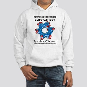 Team Mac OS X Hooded Sweatshirt