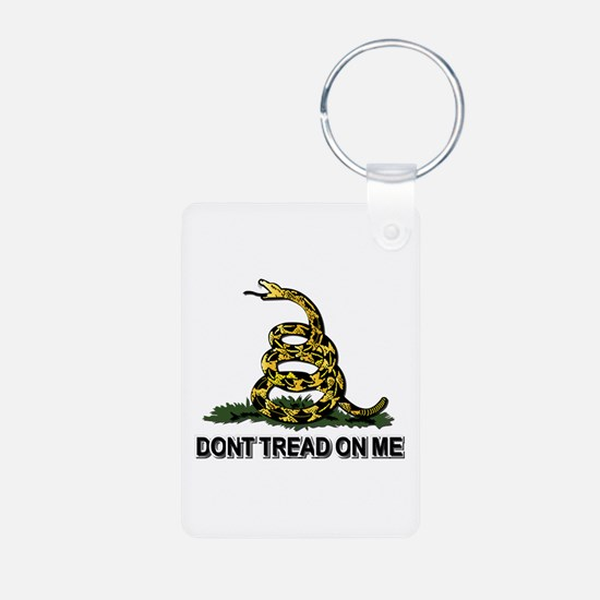 Dont Tread on Me Keychains