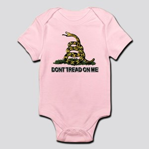 Dont Tread on Me Infant Bodysuit