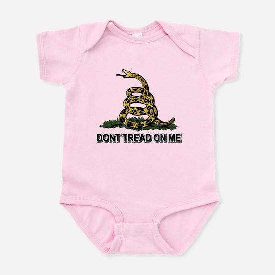 Dont Tread on Me Infant Bodysuit