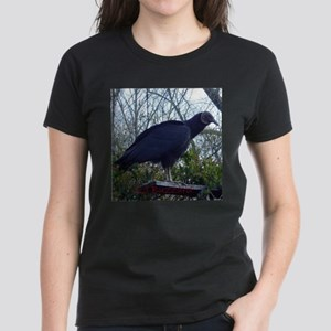 old buzzard Women's Dark T-Shirt