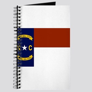 North Carolina Flag Journal