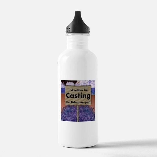 Casting Water Bottle