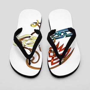 Hawk Flip Flops