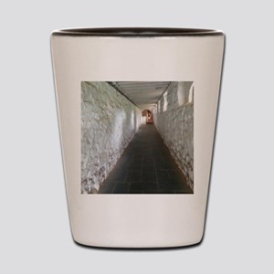 Monticello Thomas Jefferson Hallway  Shot Glass