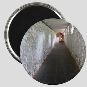 Monticello Thomas Jefferson Hallway  Magnet