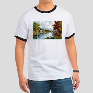 Moosehead Lake - 1880 Ringer T