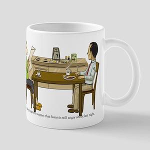 Breakfast Suspicions Mug