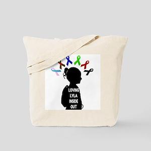 Loving Lyla Inside Out 1 Tote Bag