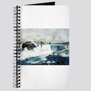 Niagara Falls from the Canada side - 1856 Journal