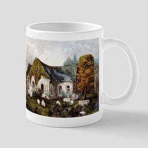 Old Blandford Church - Petersburg Virginia - 1856