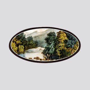 Racquet River--Adirondacks - 1880 Patch