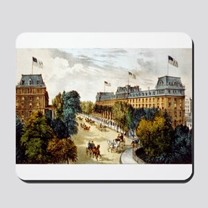 Saratoga Springs - 1907 Mousepad