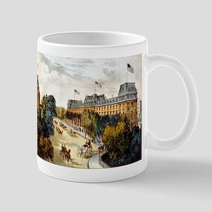 Saratoga Springs - 1907 11 oz Ceramic Mug
