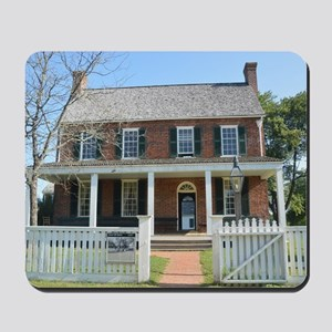 Appomattox Courthouse Historical Site, V Mousepad