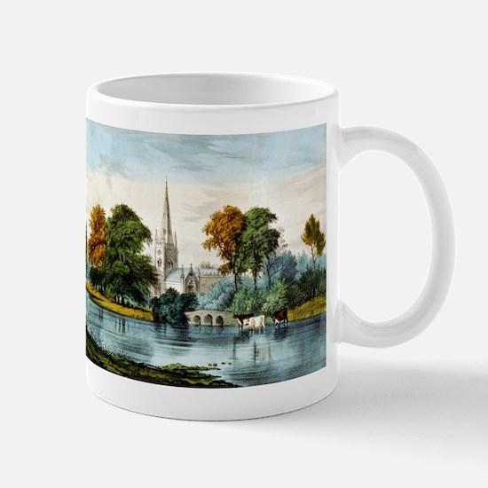 Stratford on Avon - 1907 Mug