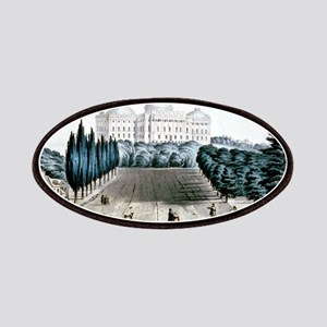 The Capitol at Washington - 1856 Patch