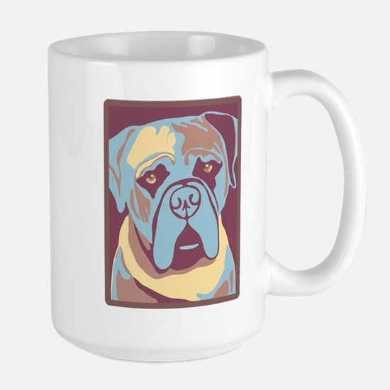 MY BEAUTIFUL MASTIFF Mug
