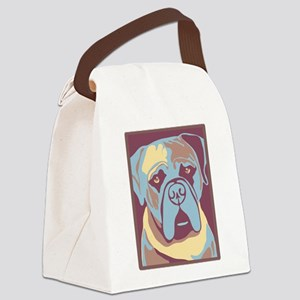 MY BEAUTIFUL MASTIFF Canvas Lunch Bag