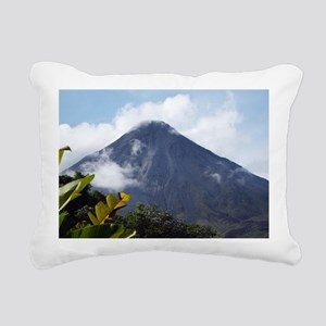 Arenal Rectangular Canvas Pillow