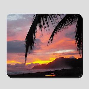 Sunset - Jaco Beach Mousepad