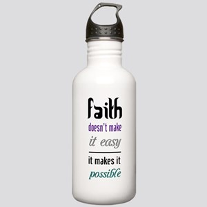 Faith Possible Water Bottle