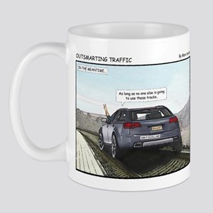 Outsmarting Traffic Mug