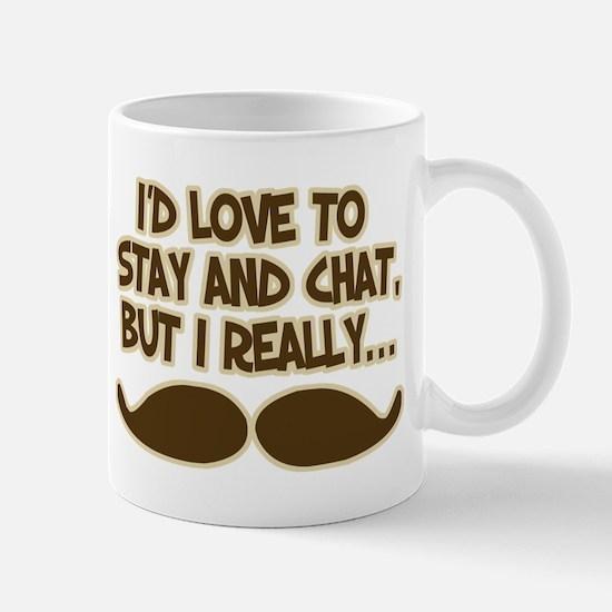 I Really Must-Dash Mug