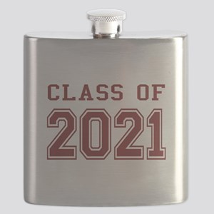 Class of 2021 Flask