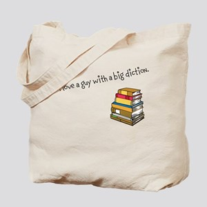 Big Diction Tote Bag