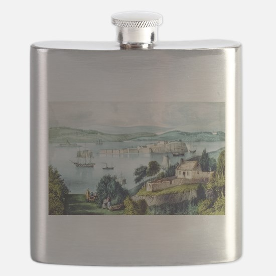 The cove of cork - 1907 Flask