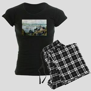 The cove of cork - 1907 Women's Dark Pajamas
