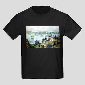 The cove of cork - 1907 Kids Dark T-Shirt