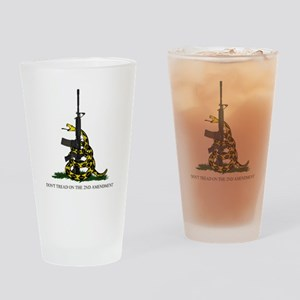 Gadsden & Culpepper Drinking Glass