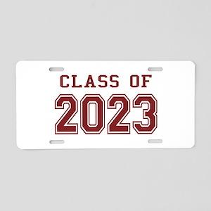 Class of 2023 Aluminum License Plate