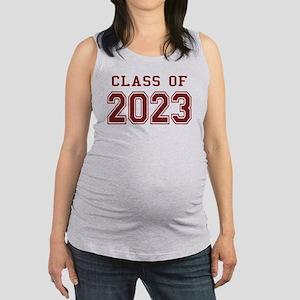 Class of 2023 Maternity Tank Top