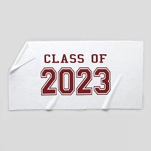 Class of 2023 Beach Towel