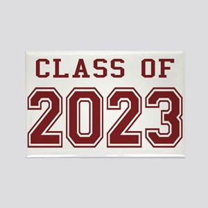 Class of 2023 Rectangle Magnet