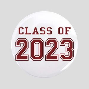 """Class of 2023 3.5"""" Button"""