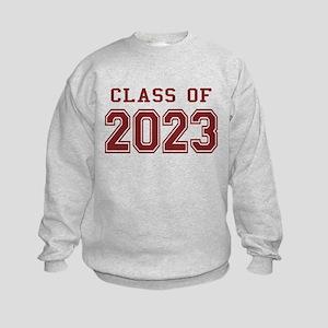 Class of 2023 Kids Sweatshirt