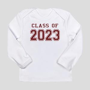 Class of 2023 Long Sleeve Infant T-Shirt
