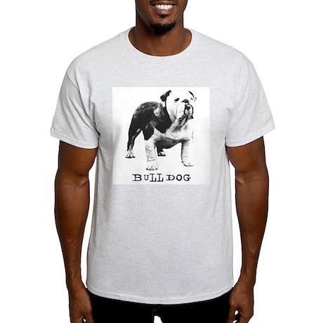 Bulldog Greats Goober Ash Grey T-Shirt