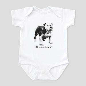 Bulldog Greats Goober Infant Bodysuit