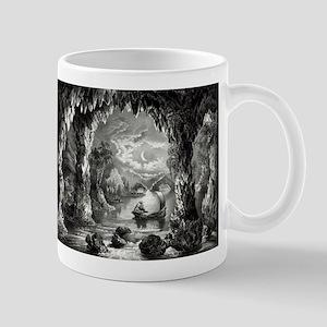 The Enchanted cave - 1867 11 oz Ceramic Mug